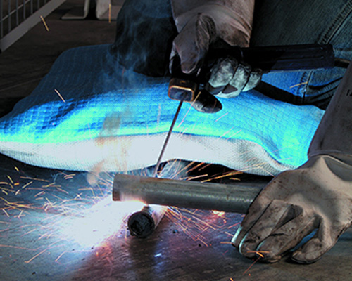 CEPRO welding blanket