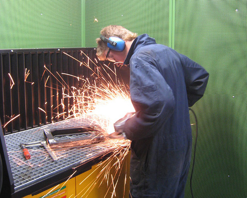 CEPRO - Leading in welding safty