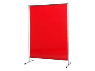 36 39 15 Gazelle 140 cm Cepro Orange-CE curtain - web