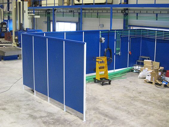 Welding Booths Leading In Welding Safety
