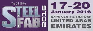Steelfab 2016 logo