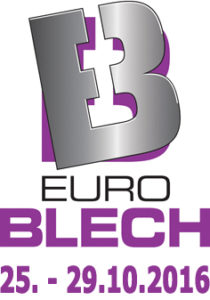 Euroblech 2016 logo